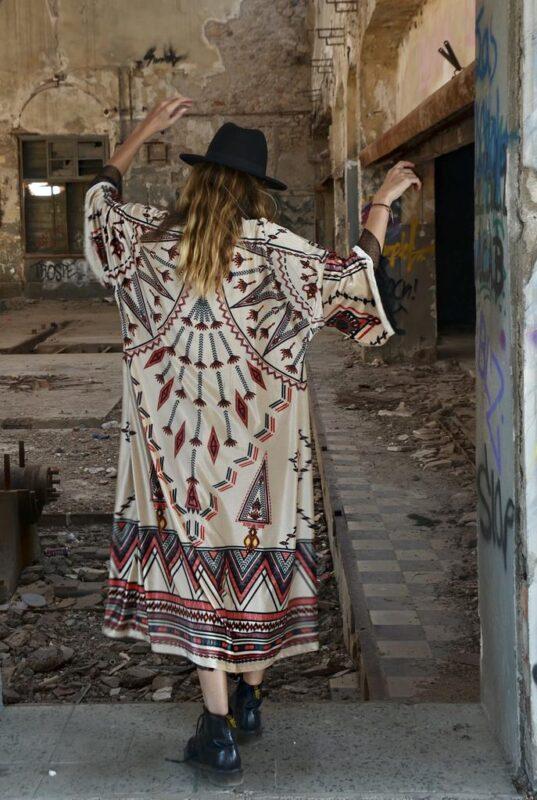 Celia Dragouni The Mystique Kimono