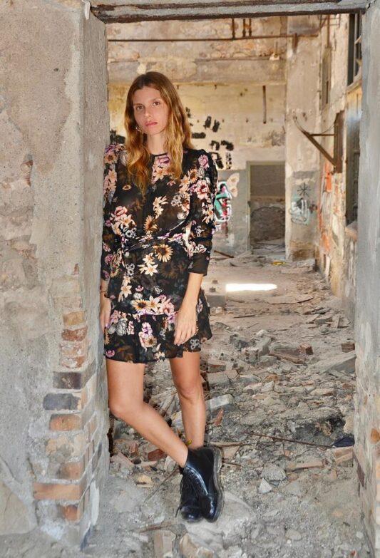 Celia Dragouni The Easy Breezy Wrap Dress