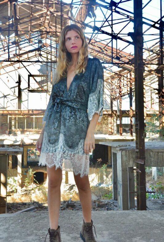 Celia Dragouni The Estella Dress