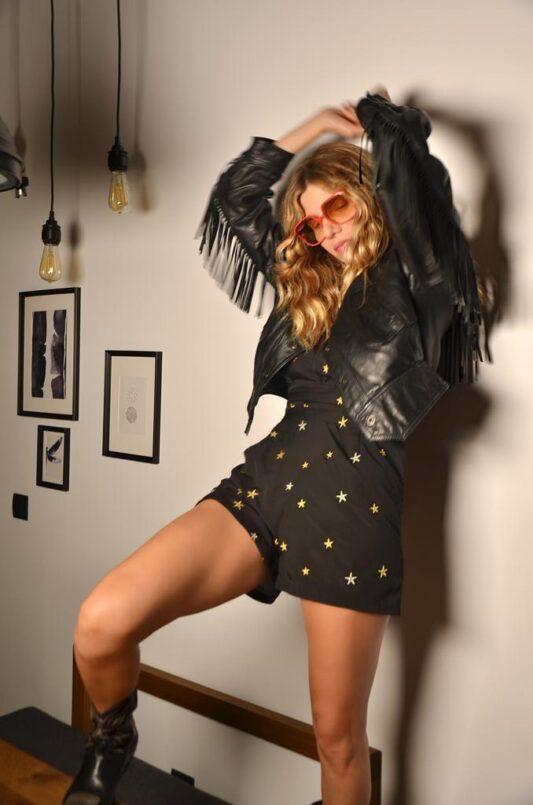 Celia Dragouni The Rising Star Playsuit