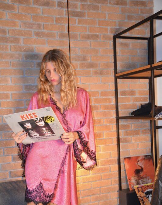 Celia Dragouni Pink Nights Ahead