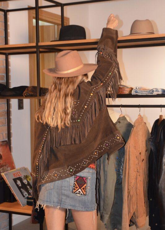 Celia Dragouni The Calamity Jacket