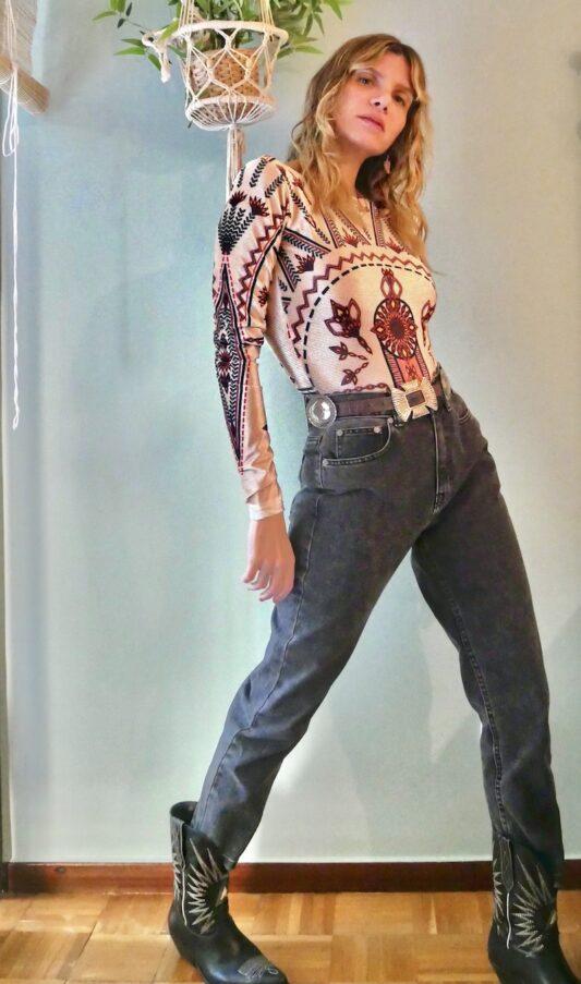 Celia Dragouni The Mystique Bodysuit