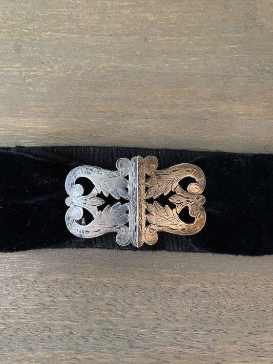 Celia Dragouni The Velvet Pride Belt
