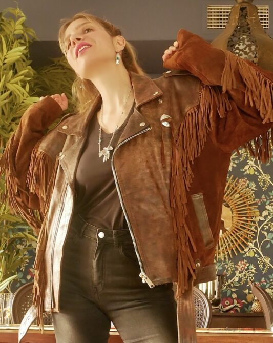 Celia Dragouni The Rockabilly Jacket