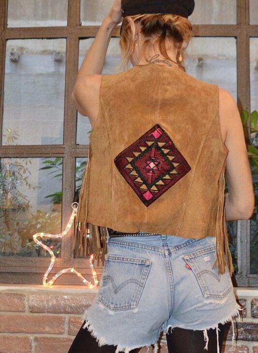 Celia Dragouni The Melissa Vest