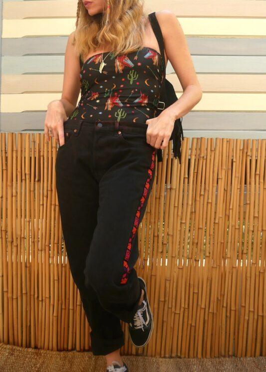 Celia Dragouni The Frankie Jeans