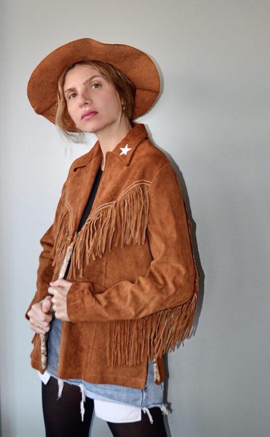 Celia Dragouni The Valley Jacket