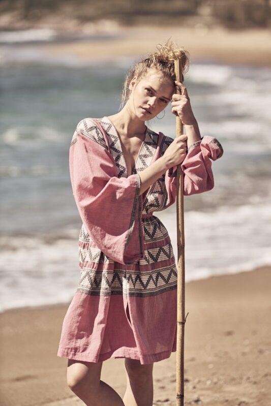 Celia Dragouni The Amalfi Dress