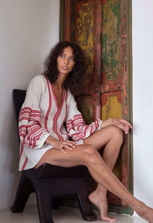 Celia Dragouni The Aphrodite Top
