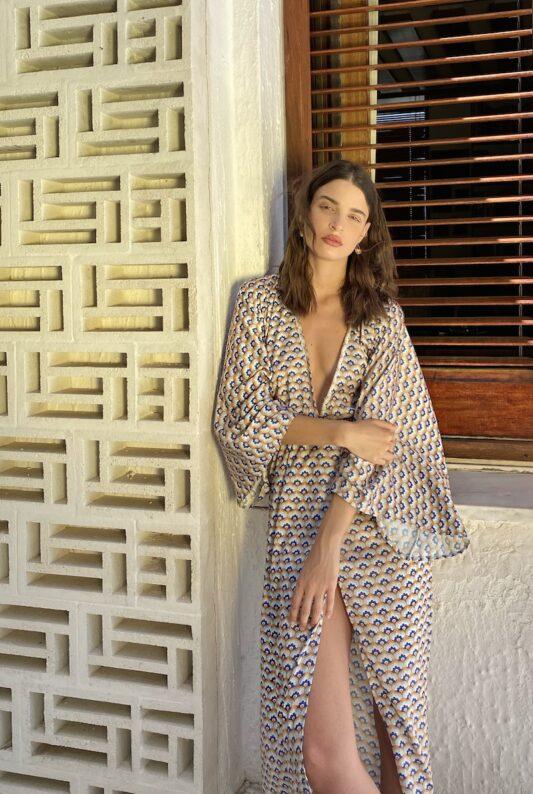 Celia Dragouni The 70's Vibe