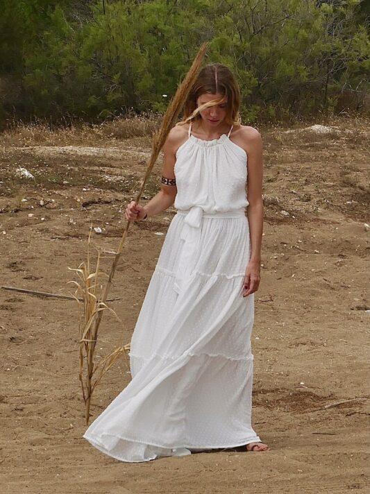 Celia Dragouni The Amazona Dress