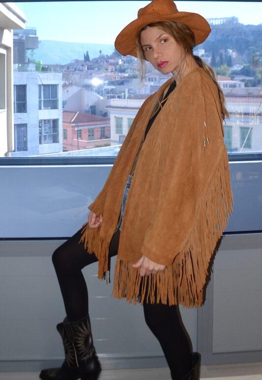 Celia Dragouni The Enola Jacket
