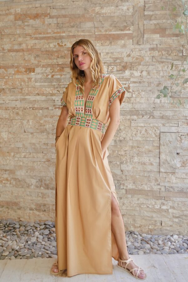 Celia Dragouni The Pavati Kaftan Dress