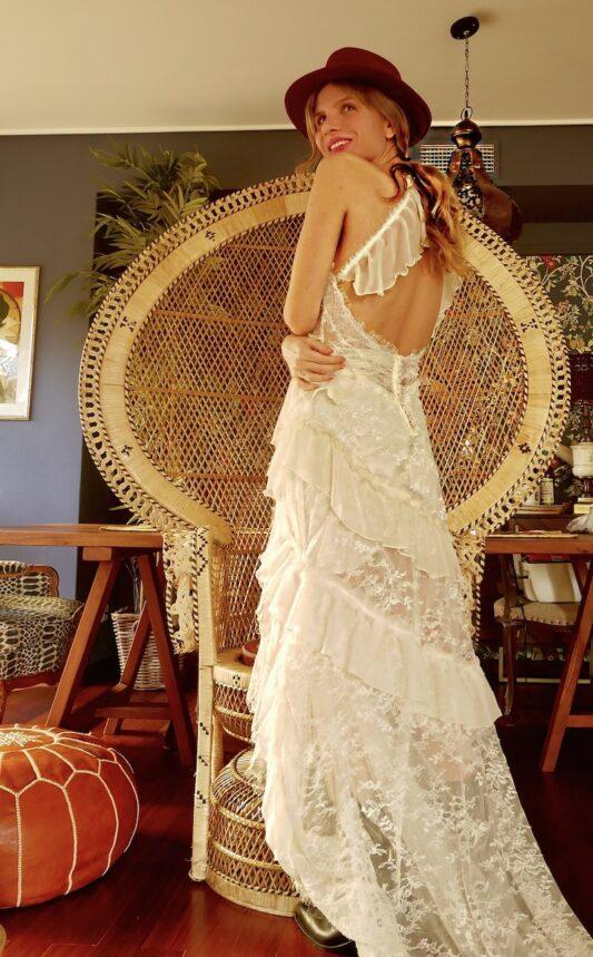 Celia Dragouni The Alette Fairy Dress