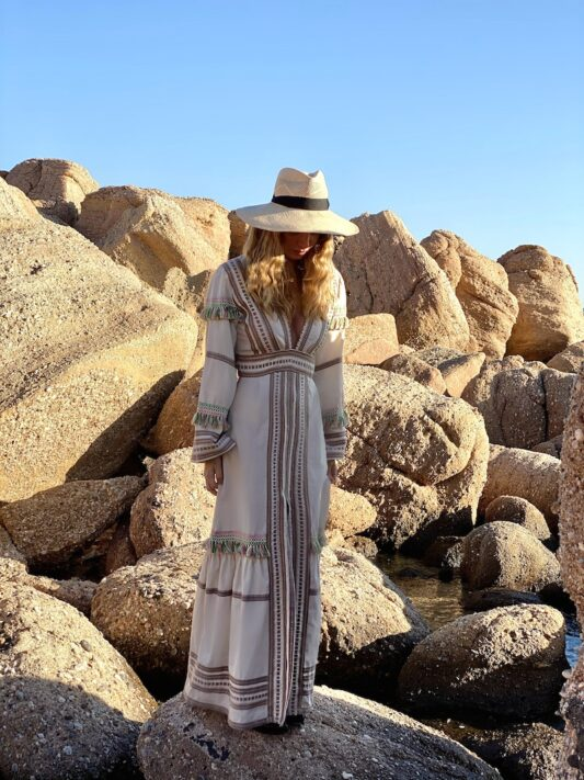 Celia Dragouni The Wild Rock Dress