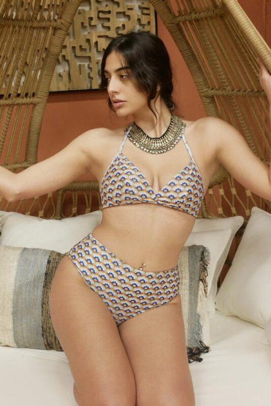 Celia Dragouni The 70's Vibe Bikini Set