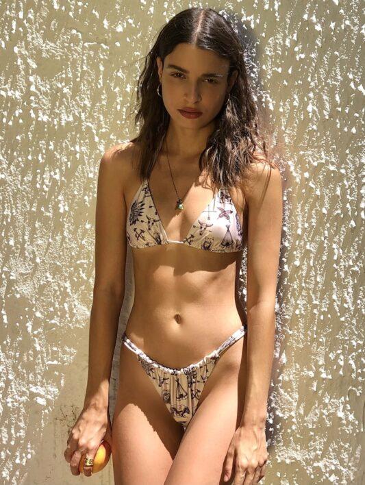 Celia Dragouni The Catori Bikini Set