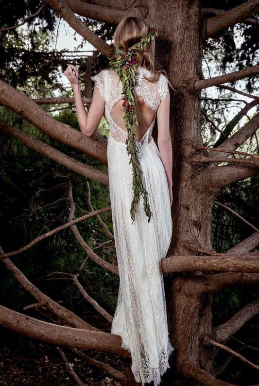 Celia Dragouni The Aine Gown