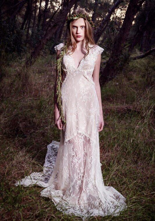 Celia Dragouni The Aurora Dress