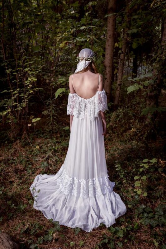 Celia Dragouni The Ashera Gown