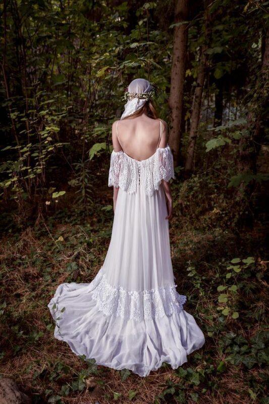 Celia Dragouni The Ashera Gown