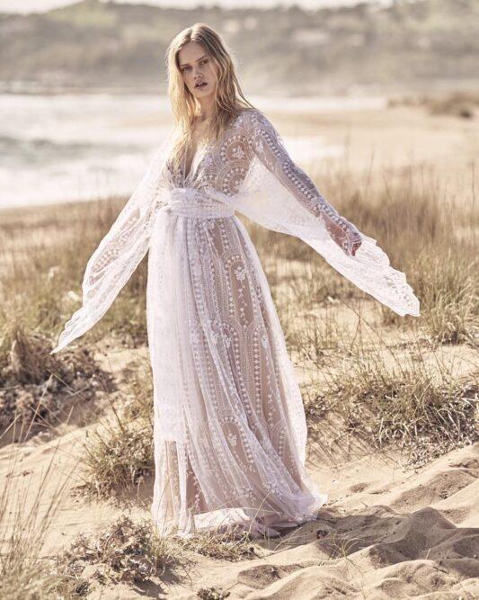 Celia Dragouni The Feya Gown