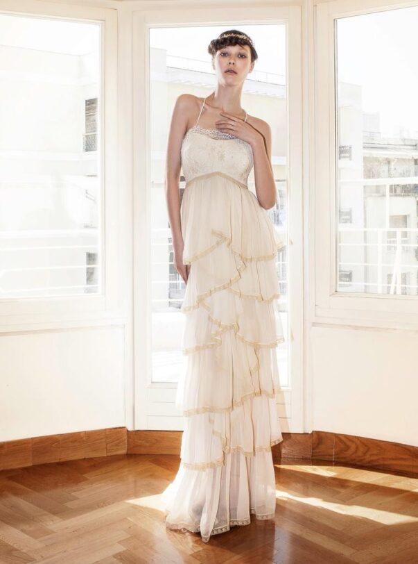Celia Dragouni The Tiana Gown