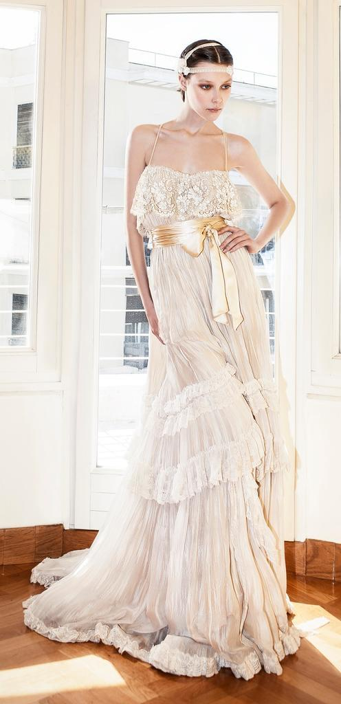 Celia Dragouni The Cybele Gown