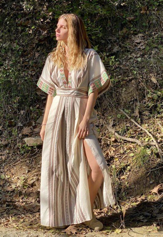 Celia Dragouni La Playa Dress
