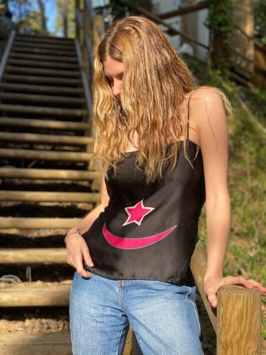 Celia Dragouni The Star Top