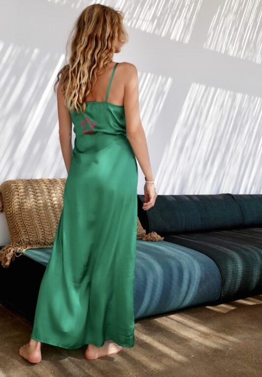 Celia Dragouni The Bahia Slip On Dress