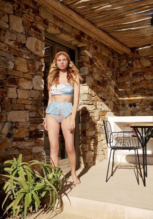Celia Dragouni The Aiyana Bikini