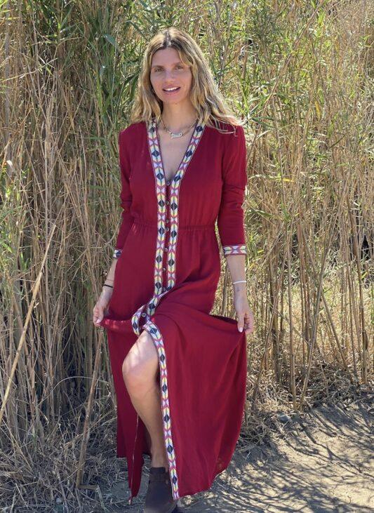 Celia Dragouni The Noya Dress