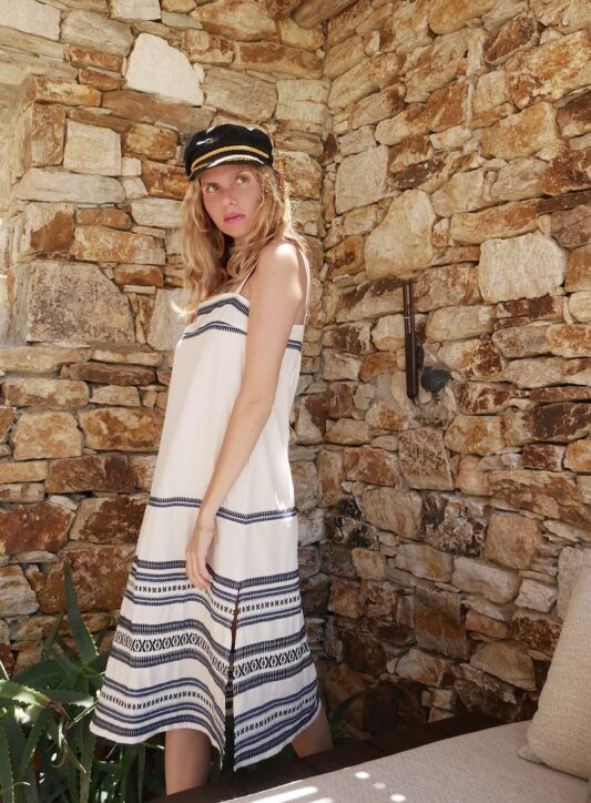 Celia Dragouni The Perfect Beach Dress II