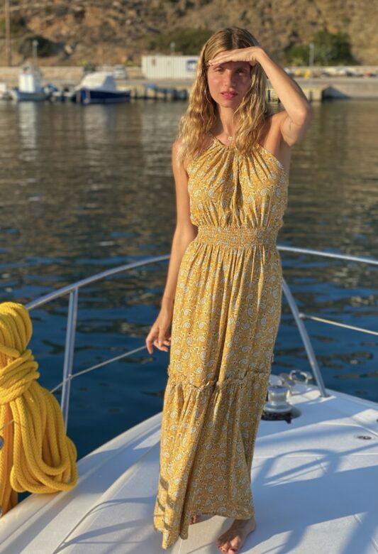 Celia Dragouni The Janis Dress