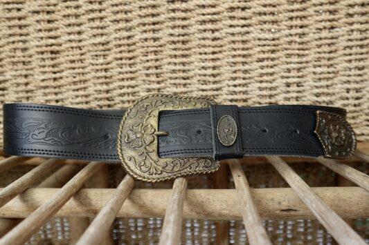 Celia Dragouni The Bronze Metal Belt