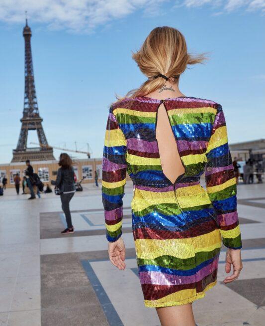 Celia Dragouni The Eiffel Parade